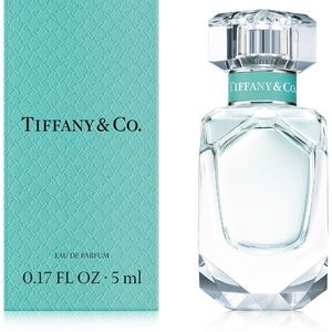 Accessories - Tiffany perfume mini new